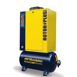 Compressor-de-Ar-Parafuso-Rotor-Plus-R10-Metalplan---10HP-C--Gabinete-Acustico