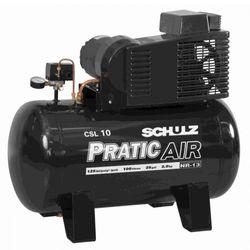Compressor-de-Ar-Pratic-Air-Mono-CSV-10-100-110-220V-SCHULZ