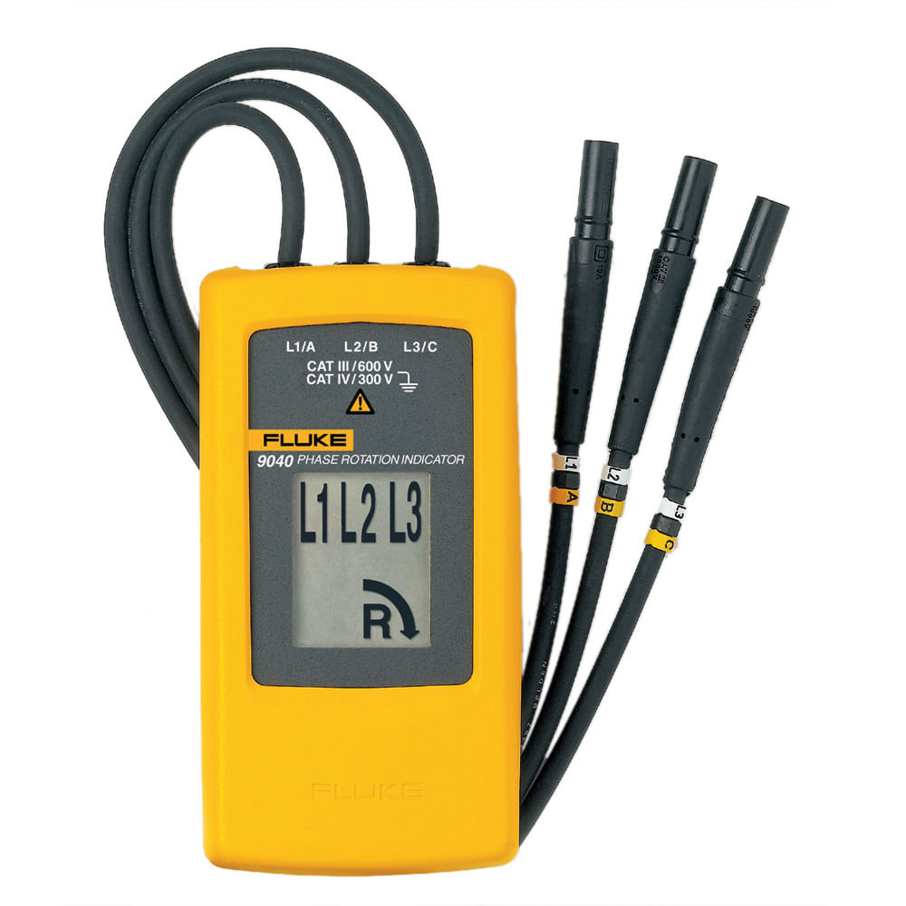 how to use a fluke 9040