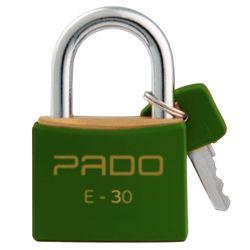 Cadeado-PADO-Verde-E-30mm-ant-ferramentas
