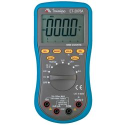 Multimetro-Digital-MINIPA-ET-2076A-CAT-III-600V-Interface-USB---Data-Hold-ant-ferramentas
