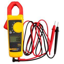 Alicate-Amperimetro-Fluke-302--CAT-III-Garra-30mm-AC-CAT-III-600V-