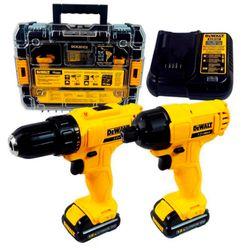 Kit-Furadeira-Parafusadeira-e-Parafusadeira-de-Impacto-a-Bateria-Dewalt-DCK201C2-B2