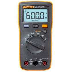 Multimetro-Digital-107-Fluke-CAT-III-600V-