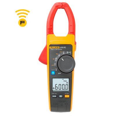 Alicate-Amperimetro-True-RMS-CA-CC-Fluke-375-FC-MXBR---Fluke-Connect