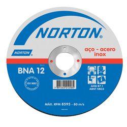 Disco-de-Corte-para-Inox-Norton-BNA32-ant-ferramentas