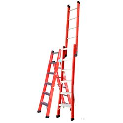 Escada-Tesoura-e-Sigela-Fibra-de-Vidro-6x12-Degraus-WBertolo-TSF-8x14