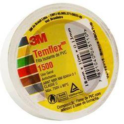 Fita-Isolante-Branca-Temflex-1500-3M-18mmx10m