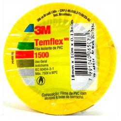 Fita-Isolante-Amarela-Temflex-1500-3M-18mmx10m---200026