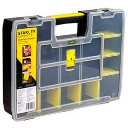 Caixa-Organizadora-Grande-Softmaster-Stanley-STST14026---17-Compartimentos