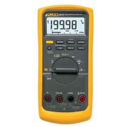 Multimetro-Industrial-TRUE-RMS-87V-FLUKE