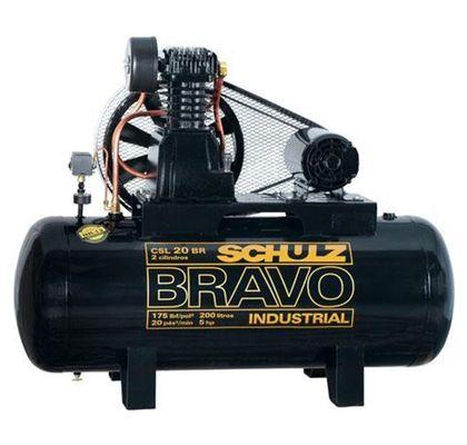 Compressor-de-Ar-Bravo-Trif-CSL20BR-200L-220-380v-SCHULZ