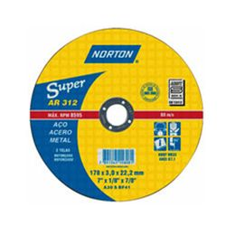 Disco-de-Corte-Norton-Super-Aco-AR312---2286x30x2223mm