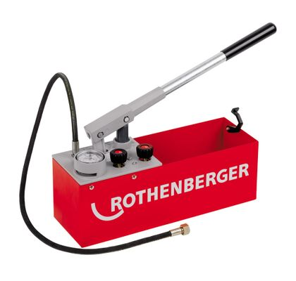 Bomba-de-Teste-Hidrostatico-Rothenberger-RP50