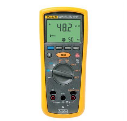 Multimetro-Digital-com-Testador-de-Isolacao-Fluke-1507-ANT-Ferramentas