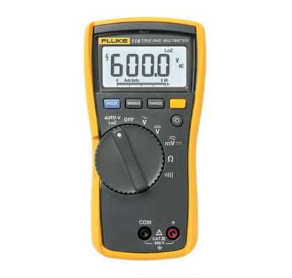 Multimetro-Digital-True-RMS-Fluke-114-ANT-Ferramentas