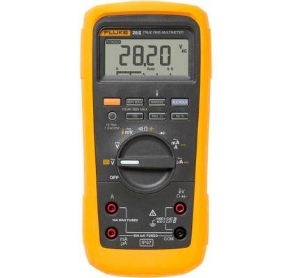 Multimetro-Digital-28II-Fluke-3301271-ant-ferramentas