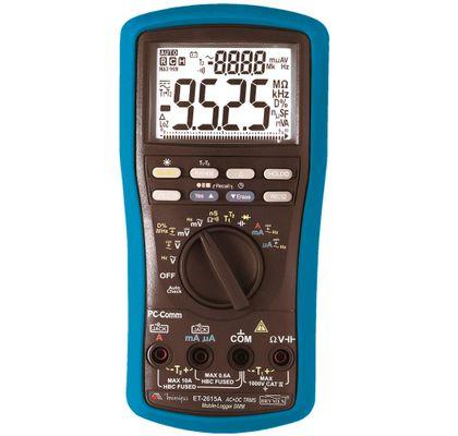 Multimetro-Digital-MINIPA-ET-2615A-True-RMS-CAT-IV-1000V-Data-logger-ANT-FERRAMENTAS