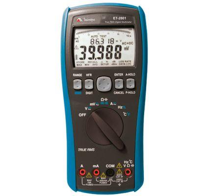 Multimetro-Digital-Minipa-ET-2801-CAT-IV-600V---True-RMS---Data-Logger-ANT-Ferramentas