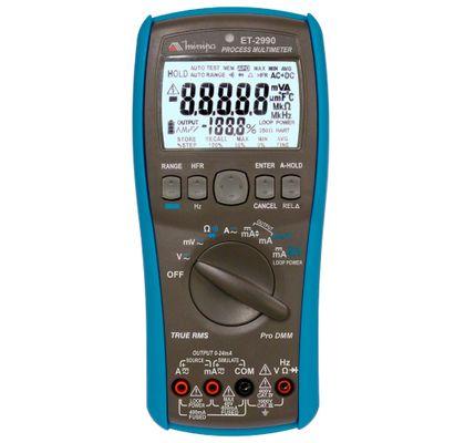 Multimetro-Digital-Minipa-ET-2990-CAT-IV-600V---Interface-USB---True-RMS-ant-ferramentas