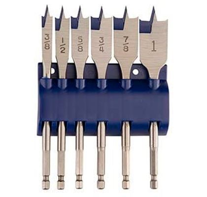 Jogo-de-Brocas-Chata-3-8-a-1---6-pecas-Irwin-ant-ferramentas