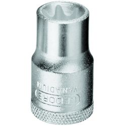Soquete-Perfil-Torx-Encaixe-1-2--Gedore-E10---ANT-Ferramentas