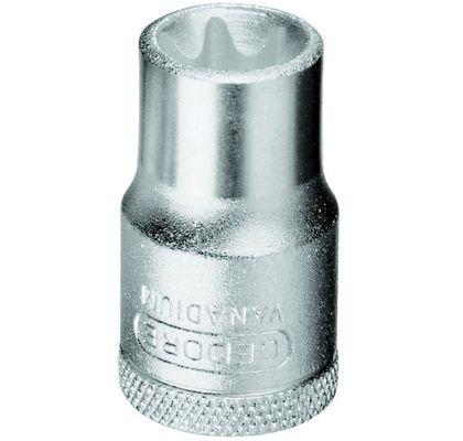 Soquete-Perfil-Torx-Encaixe-1-2--Gedore-E18---ANT-Ferramentas