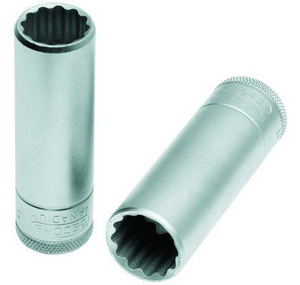 Soquete-Estriado-Longo-Encaixe-1-2--Gedore-12MM---ANT-Ferramentas