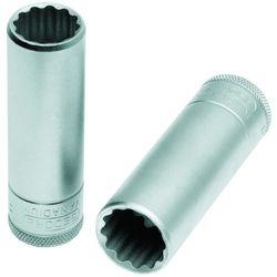 Soquete-Estriado-Longo-Encaixe-1-2--Gedore-19MM---ANT-Ferramentas