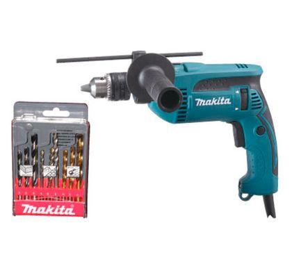 Furadeira-Reversivel-com-Impacto-Makita-HP1640X2-110V-680W