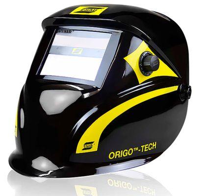 Mascara-de-Solda-ESAB-Origo-Tech-com-Escurecimento-Automatico-Preto