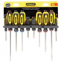 Jogo-de-Chave-de-Fenda-e-Philips-Stanley-60-100U---10-pecas