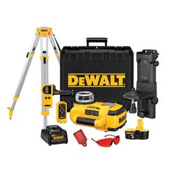 Laser-Autonivel-Giratorio-Stanley-DW079KDT---Acompanha-carregador-ant-ferramentas-ferramentaria