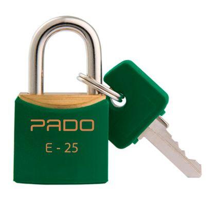 Cadeado-Verde-25mm-Pado-E-25