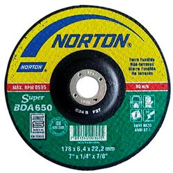 Disco-de-Desbaste-para-Ferro-Fundido-4.1-2--BDA-650-Norton-1143x64x2222MM