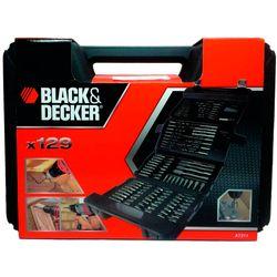 Jogo-p--Furar-e-Parafusar-Black---Decker-129-pecas