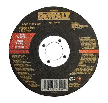 Disco-de-Corte-para-Metal-Dewalt-DW44530-ant-ferramentas-