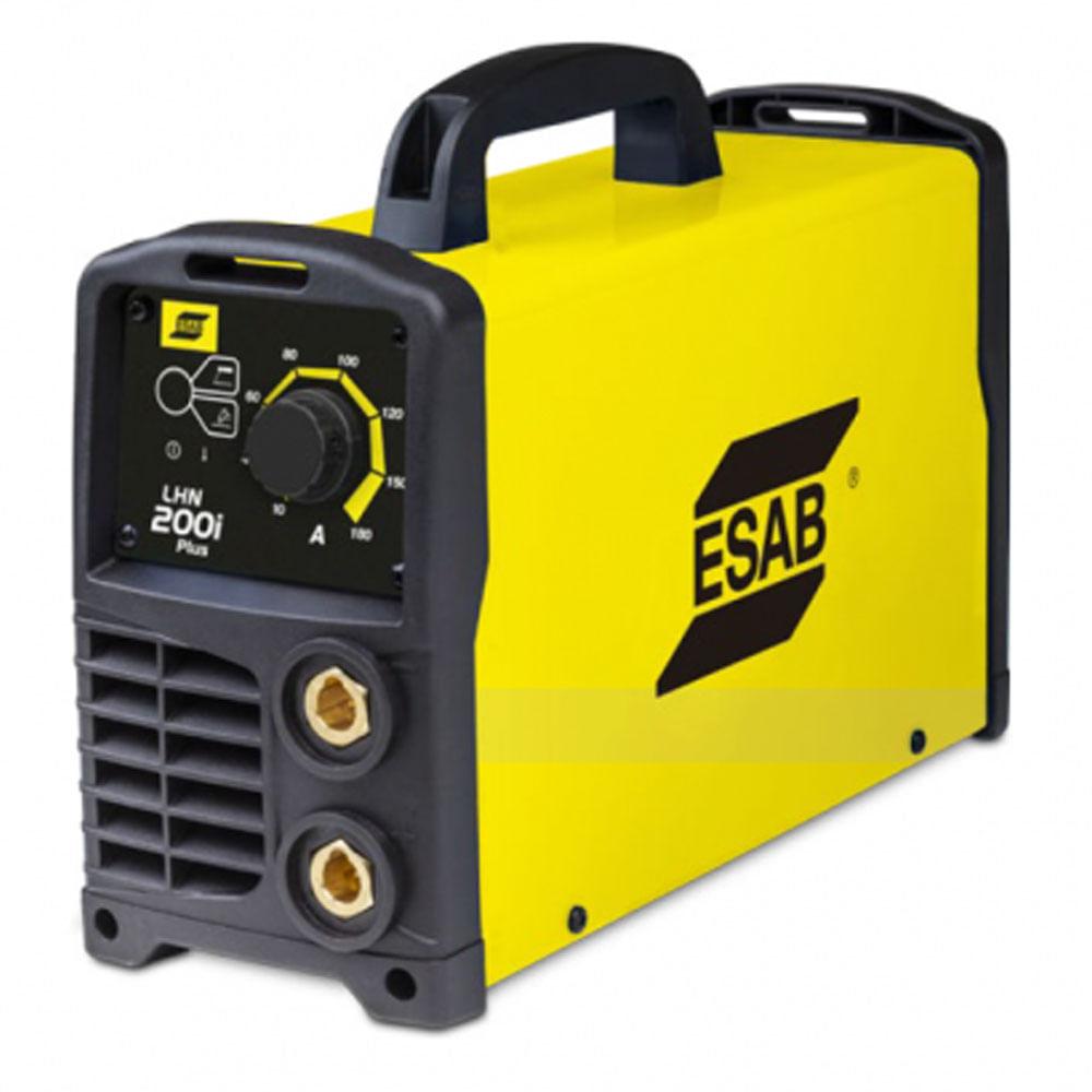 bd378b6f357ff Máquina de Solda Esab 180A LHN200i Plus - Tig e Eletrodo - 0737145 - 220V