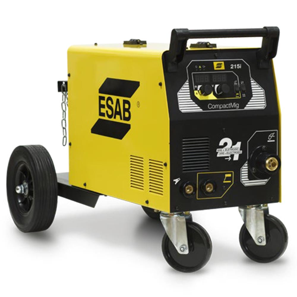 a464d44445fa5 Máquina de Soldar MIG   MAG Esab 200 Amp - CompactMig 215i - ANT ...