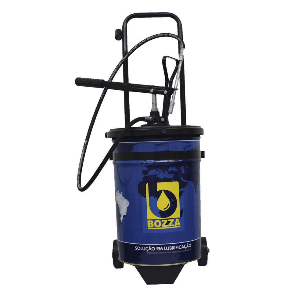 Bomba Manual para Graxa 24Kg Bozza 8622-G3 - ANT Ferramentas ... 1c0fd3a004bf1