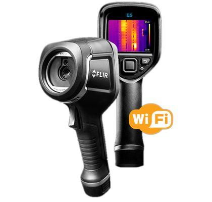 Camera-Termica-Pontual-Infravermelha-Flir-E5-Wifi-ant-ferramentas
