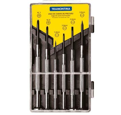 Jogo-de-Chave-Fenda-e-Philips-de-Precisao-Tramontina-6-pecas-41905306-ant-ferramentas