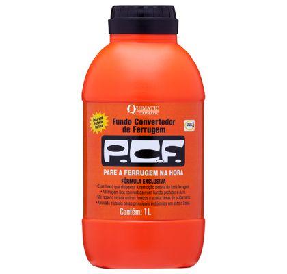 PCF---Fundo-Convertedor-de-Ferrugem-1-Litro-Quimatic-ANT-FERRAMENTAS