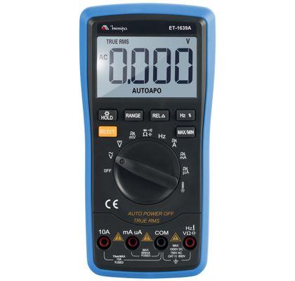 Multimetro-Digital-Minipa-ET-1639A-True-RMS-CAT-III-1000V-ANT-ferramentas