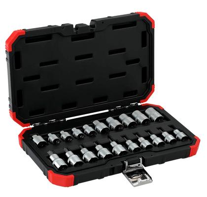 Jogo-de-Soquete-Torx-3-8-e-1-2-Gedore-Red-20-Pecas-3300045-ant-ferramentas