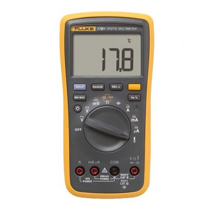 Multimetro-Digital-600-V-Cat-III-AC-E-DC-Fluke-17B--