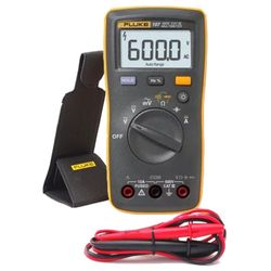 Multimetro-Digital-107-Fluke-CAT-III-600V