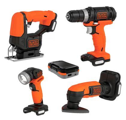 Kit-de-Ferramentas-a-Bateria-12V-5-em-1-Black-Decker-Gopak-ant-ferramentas