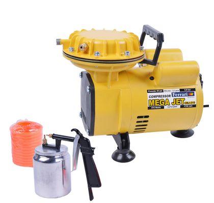 Compressor-de-Ar-Direto-Mega-Jet-CMJ-210-375w-Ferrari-AAC1020004-ANT-Ferramentas