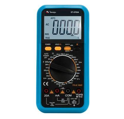 Multimetro-Digital-CAT-III-600V-Minipa-ET-2703A-ANT-Ferramentas